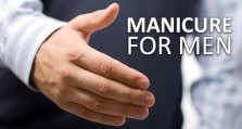 Manicure For Men: The Man-icure