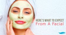 Here's What To Expect From A Facial