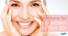Anti-Aging Tips For Women In Their 30s