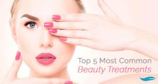 Top 5 Most Common Beauty Treatments