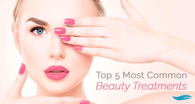 Top 5 Most Common Beauty Treatments | Girl with hand in face with makeup | Jiva Spa Toronto anti aging facials beauty spa salon skin rejuvenation medispa