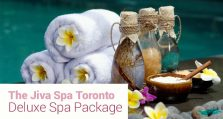 Beauty Solution Profile: The Jiva Spa Toronto Deluxe Spa Package