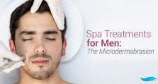 Spa Treatments for Men: The Microdermabrasion