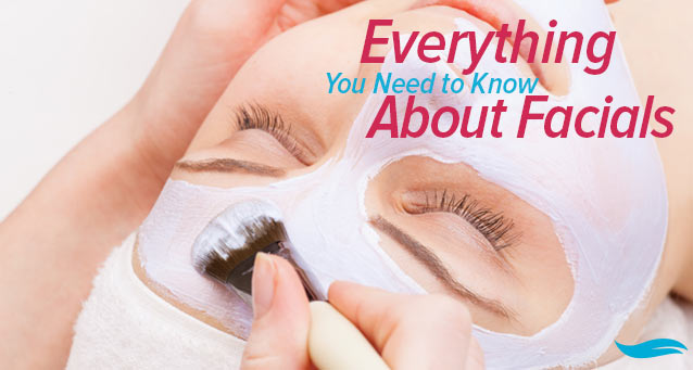 Everything You Need To Know About Facials | Rubbing cream on face for facial | Jiva Spa Toronto anti aging facials beauty spa salon skin rejuvenation medispa