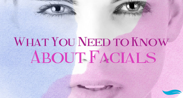 What You Need To Know About Facials | face having three different colours | Jiva Spa Toronto anti aging facials beauty spa salon skin rejuvenation medispa