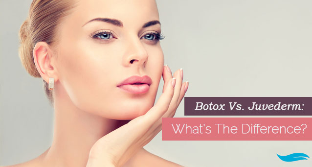Botox Vs. Juvederm: What's The Difference? | lady flapping her hair in front of the sun | Jiva Spa Toronto anti aging facials beauty spa salon skin rejuvenation medispa
