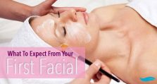 What To Expect From Your First Facial