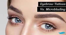 Eyebrow Tattoos Vs. Microblading