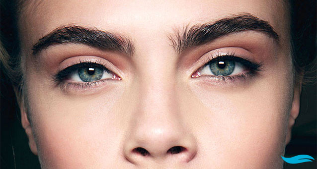 how to have better eyebrows | Jiva Spa Toronto anti aging facials beauty spa salon skin rejuvenation medispa