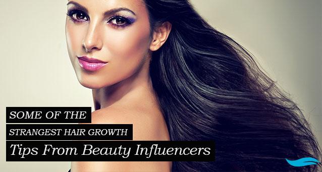 Some Of The Strangest Hair Growth Tips From Beauty Influencers | Jiva Spa Toronto anti aging facials beauty spa salon skin rejuvenation medispa