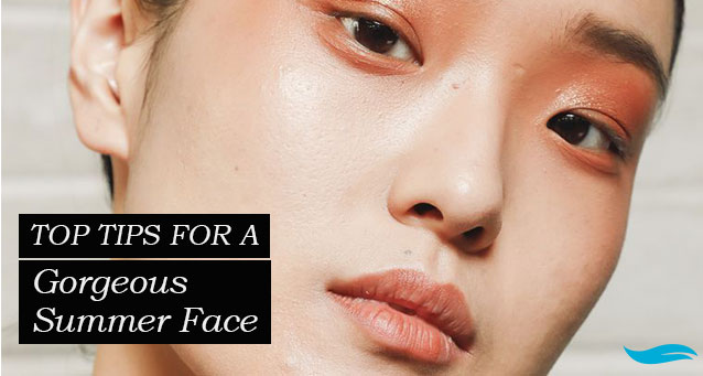 Top Tips For A Gorgeous Summer Face | Jiva Spa Toronto anti aging facials beauty spa salon skin rejuvenation medispa