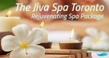The Jiva Spa Toronto Rejuvenating Spa Package